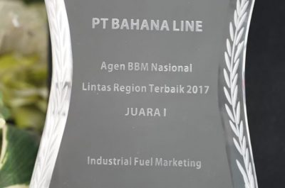 Pertamina - Lintas Region Terbaik 2017